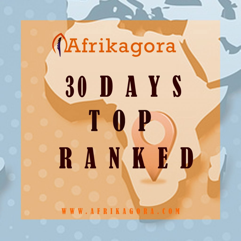 30 Days Top Ranked
